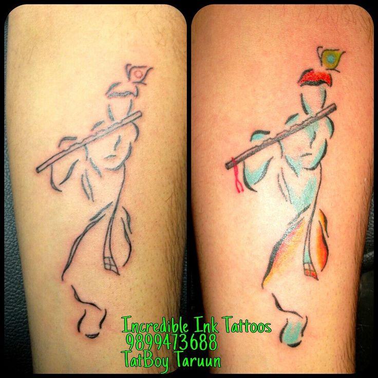 1000+ Ideas About Krishna Tattoo On Pinterest