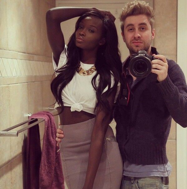 my white son is dating a black girl The christian science monitor is an international news destiny's white face and my black son when my shrewd son dated a girl of mixed parentage who.