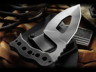 Thrusting knife. rad.