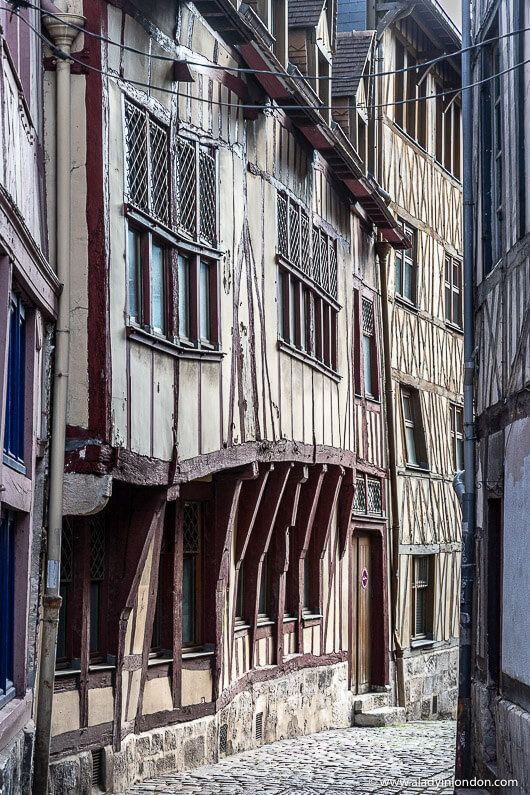 rouen france a travel guide to normandy s most beautiful city rh pinterest com