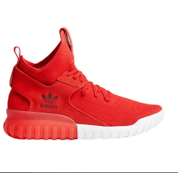 ADIDAS Originals Tubular X Primeknit - S80129 - New Sizes: 9 - 9.5 - 10 - 10.5 - 11 - 11.5 - 12 - 12.5  Buy now: https://goo.gl/6gRZrB  #red #sneakersforsale #sneakers #adidas #buynow #deal #amazing