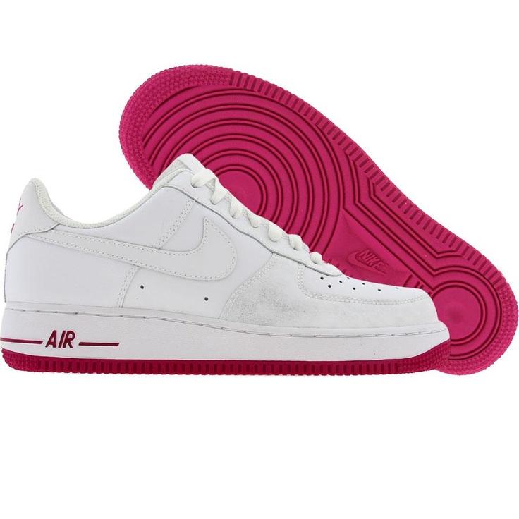 Nike Air Pressure White