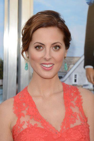 Eva Amurri wearing House of Lavande Vintage Collection at the premiere of That's My Boy in LA! Gorgeous!