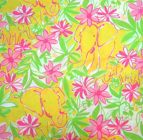 Lilly Pulitzer Wallpaper Fall 32 Best Lilly Pulitzer Elephant Prints Images On Pinterest