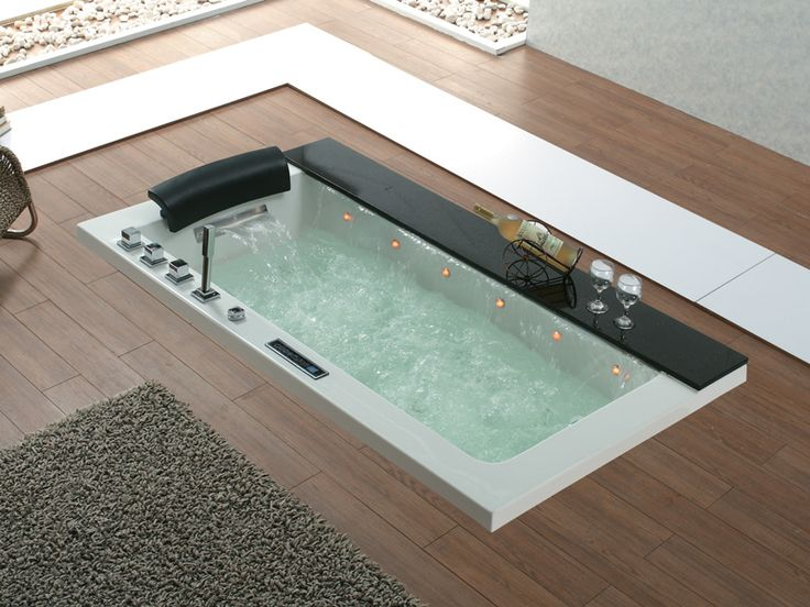 8 best whirlpool bathtub images on Pinterest | Hot tub bar ...