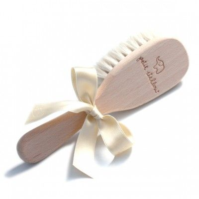 Piccoli & Co. lovely hair brush by Petit Stellou