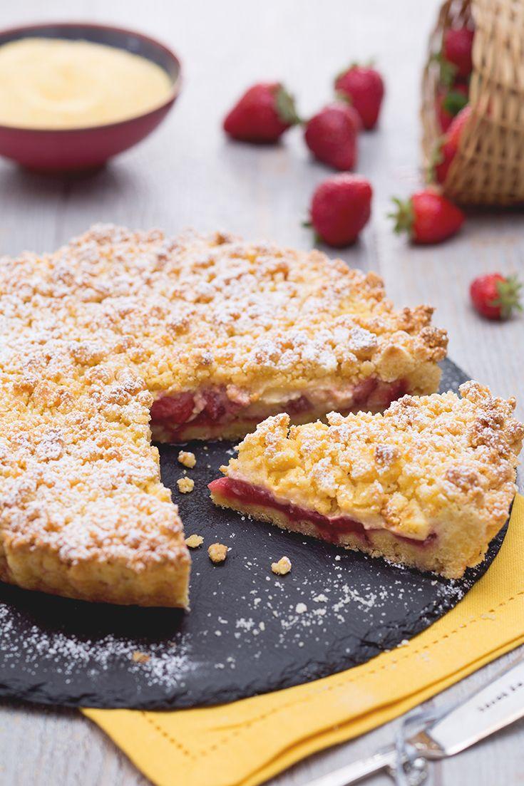 Una fetta di questo fresco e goloso dessert fa toccare chiunque il cielo con un…
