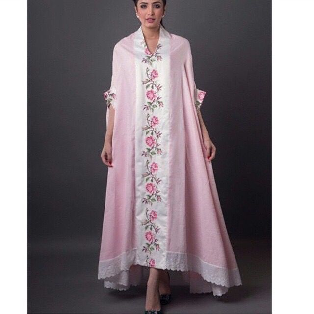 Such a cool kaftan