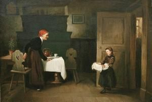 Alfred Morgan - Besuch Bei Der Großmutter