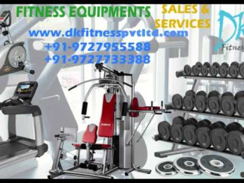 DK Fitness PVT. LTD. are Distributing and Supplying a finest quality range of Domestic And Personal Fitness Equipment, Commercial Fitness Equipment, Single Station Strength Machine. http://www.dkfitnesspvtltd.com +91 9727733388