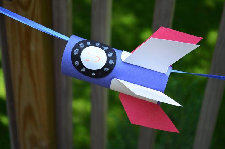 1000+ Ideas About Rocket Craft On Pinterest