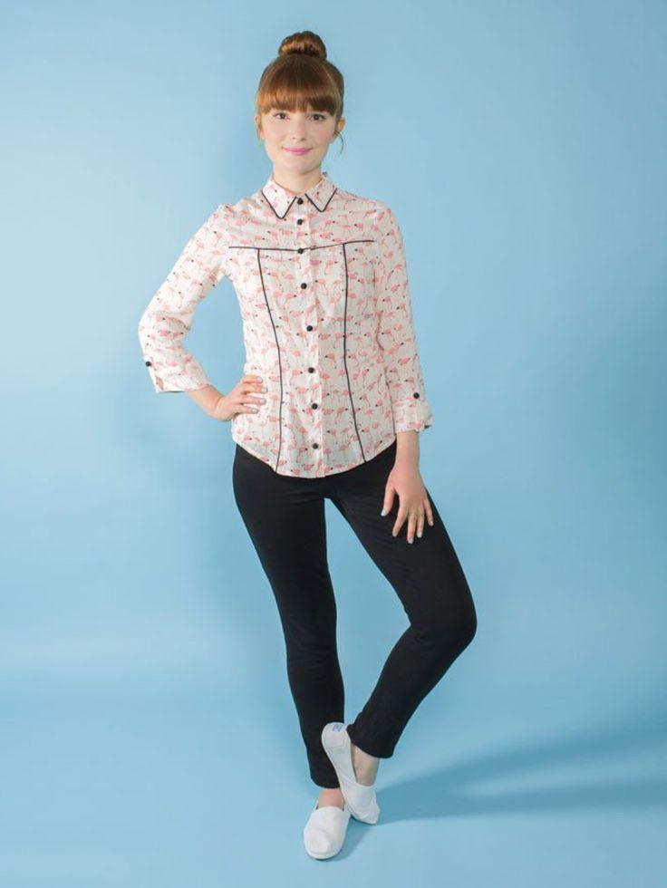 Rosa shirt and shirt dress image 2