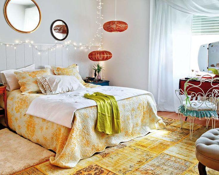 LOS MEJORES DORMITORIOS | MICASA Revista de decoración: Mejores Dormitorios, Lamps Lanterns