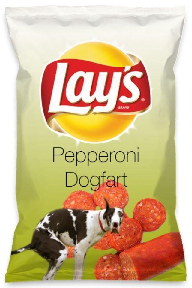 Lays pepperoni dog fart potato chip flavor contest meme Imgur