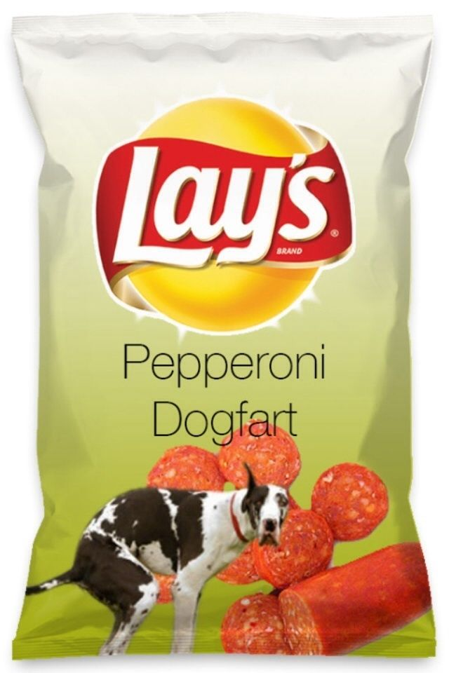 Lays pepperoni dog fart potato chip flavor contest meme Imgur