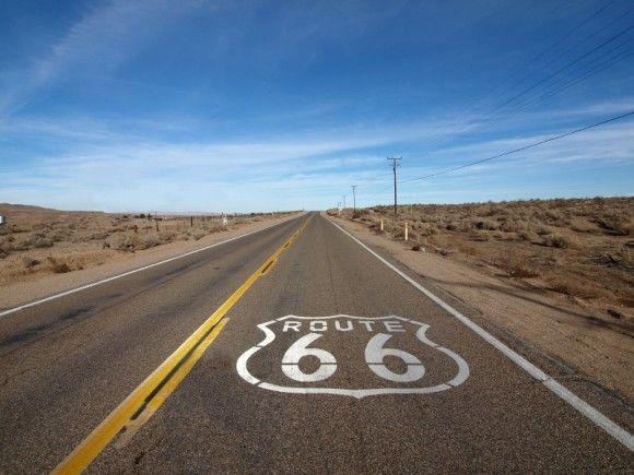 Route 66 najsłynniejsza droga świata
