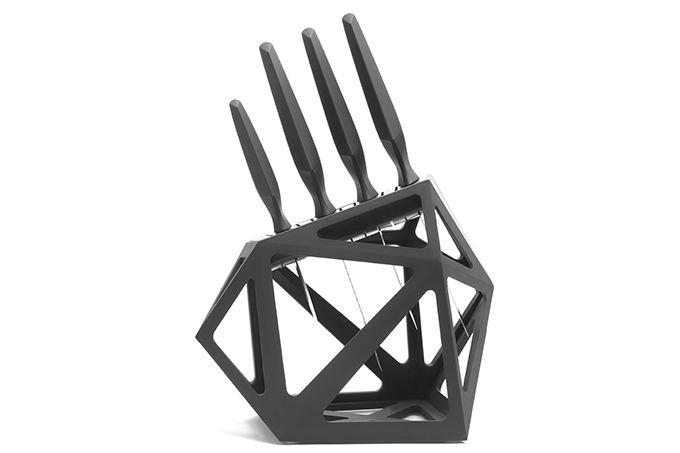 Edge of Belgravia Black Diamond Knife Block & Precision Knife Set {Giveaway} RRP £169