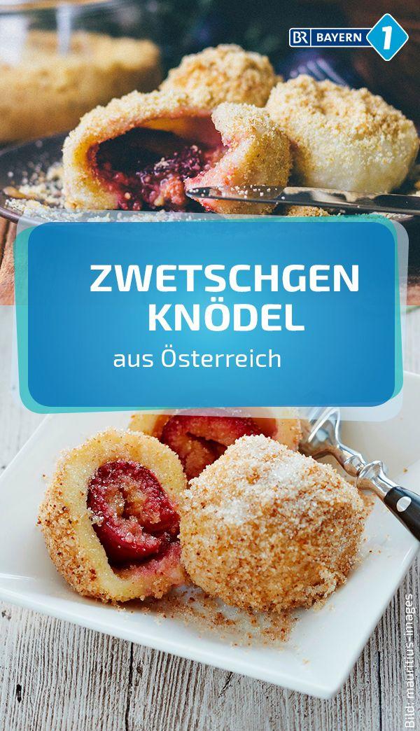 Zwetschgenknödel: Rezept für Klassiker aus Österreich