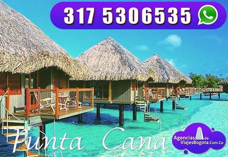 #PuntaCana es solo una de las joyas que nos presta #RepublicaDominicana en el Caribe. Te recomendamos Playa Bavaro. #bogota #chia #facatativa #funza #cundinamarca