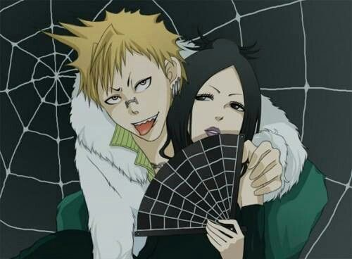Soul Eater Arachne And Giriko 74 best images ...