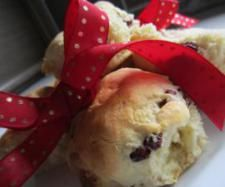Cranberry, White Chocolate and Buttermilk Scones   Official Thermomix Recipe Community
