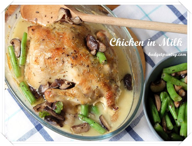60 best western food images on pinterest steak recipes against jamie olivers chicken in milk recipe from budget pantry a combination of airfryer and regular oven forumfinder Images