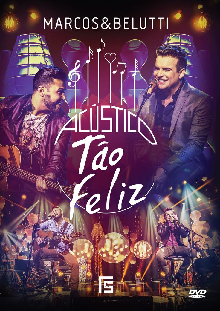 Comemorando a boa fase na carreira, Marcos & Belutti lançam este mês pela Som Livre o quarto CD e DVD da carreira, com participações de Wesley Safadão e do grupo Roupa Nova. Com sete anos de ...