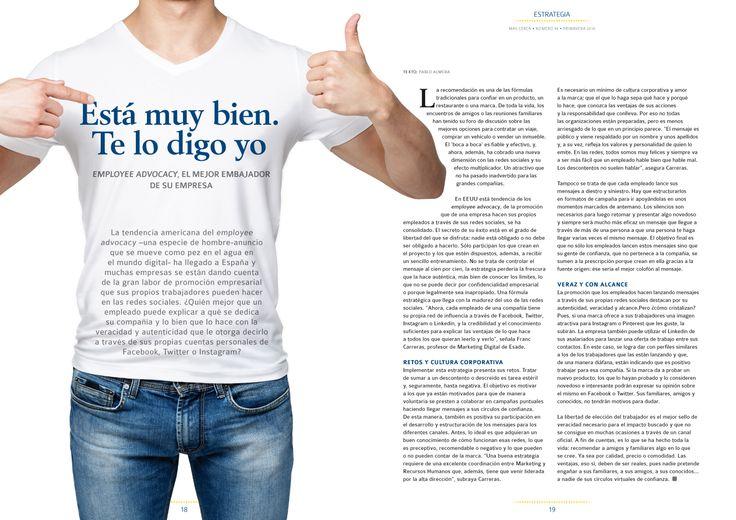 Páginas interiores del número 44 de la publicación.