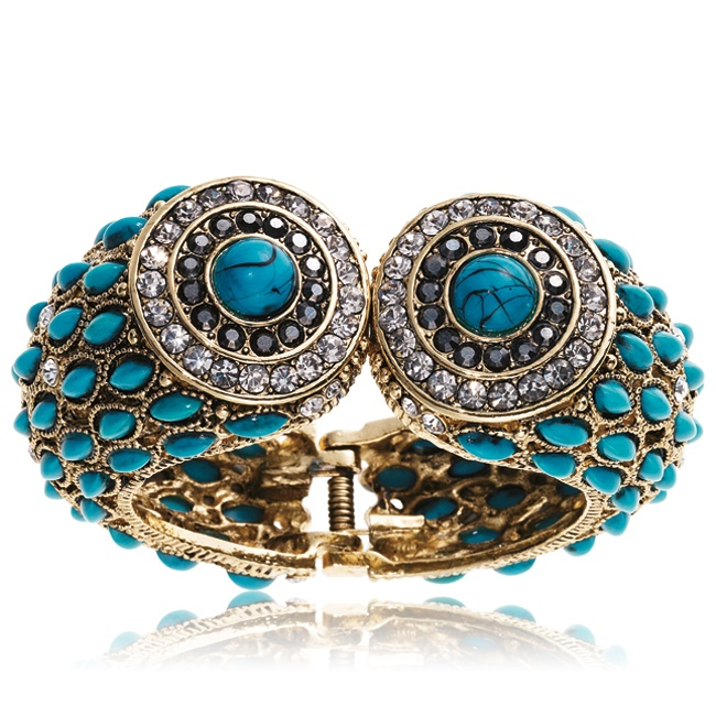 Empress Theodora Cuff Turquoise My Closet Pinterest Turquoise Jewel And Ring
