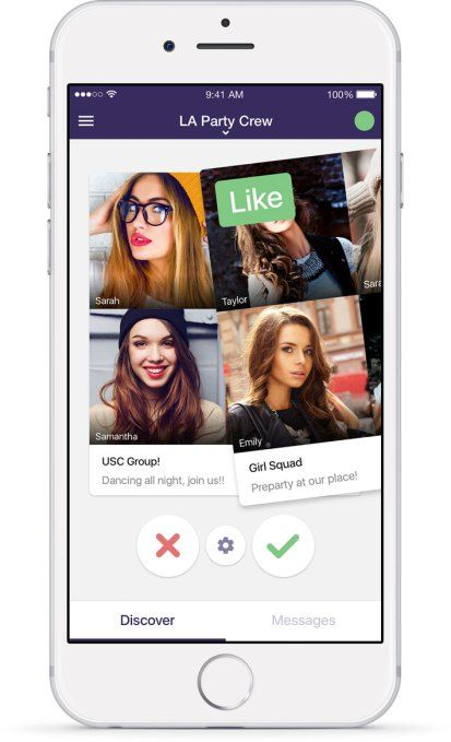 Group Social App Heaps Comes To The US