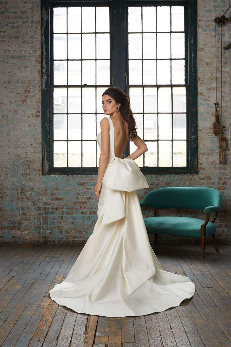 Famoso Oltre 25 fantastiche idee su Abiti da sposa chic su Pinterest  YE05
