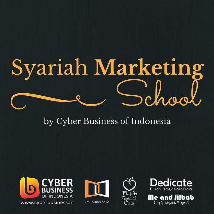 SYARIAH MARKETING SCHOOL Syariah Marketing School (SMS) Sebuah Program Berbagi yang Dirancang Khusus untuk Anda yang ingin mengetahui  1.Bagaimana mengetahui produk barang dan jasa yang sesuai dengan karakteristik diri Anda 2.Bagaimana menghilangkan gengsi minder ketika memasarkan menjual produk 3.Bagaimana memahami dan mempraktekan Marketing Syariah (praktis dan aplikatif) 4.Bagaimana membuat MAGNET REZEKI Anda akan didekati rezeki dari Allah SWT secara terus menerus 5.Bagaimana…
