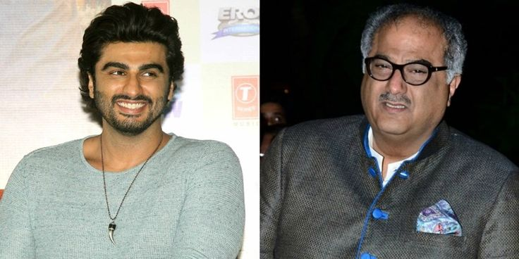 Arjun Kapoor and Boney Kapoor to team up once again
