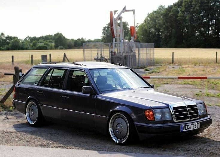 Perfect Wagon Owner W124 C124 S124