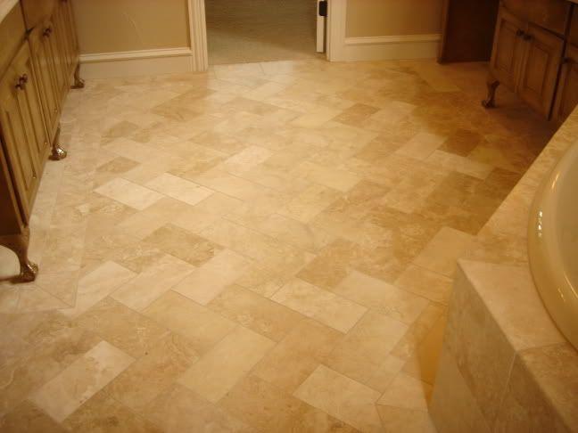 travertine flooring | Travertine Flooring | Your Model Home  Bathroom