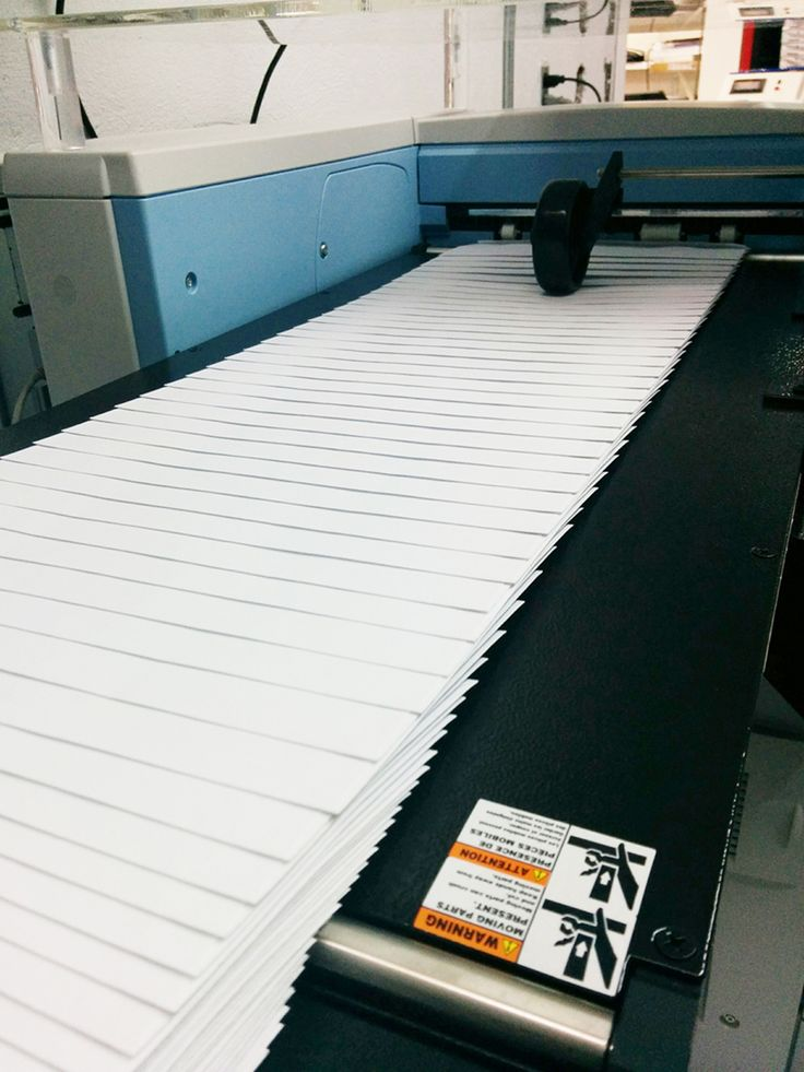 Our new Envelope printer in action! Read more about it on our blog: http://www.westmountsigns.com/printing/envelope-printing-westmount-signs-printing/