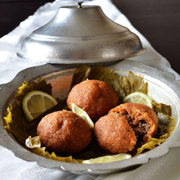Stuffed bulgur kofte | http