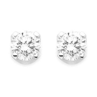 win diamond studs