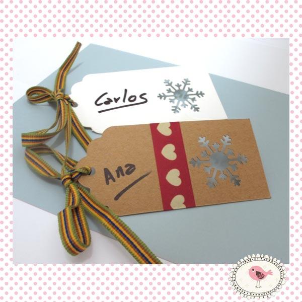 Etiquetas regalos