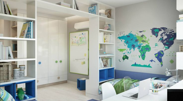 Фото из портфолио Ecoland – фотографии дизайна интерьеров на InMyRoom.ru