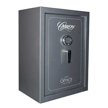 """Cannon Safe 8.5 CuFt - 75 min Fire Protection - 24""""W x 18""""D x 34""""H - Electronic Lock"""