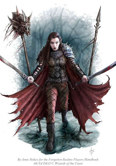 1000 images about elven folk on pinterest high elf for Demon slayer