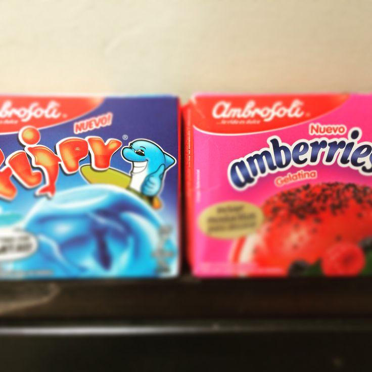 Nuestras nuevas variedades en azul y rojo para las fiestas patrias !! Tiki tiki tiiii