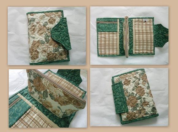 Bolsa Em Tecido Patchwork Feminina Com Alça Para Os Ombros : Melhores imagens sobre estojos variados porta alguma