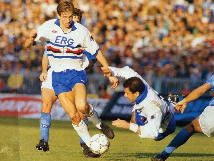 Srečko Katanec, Sampdoria.