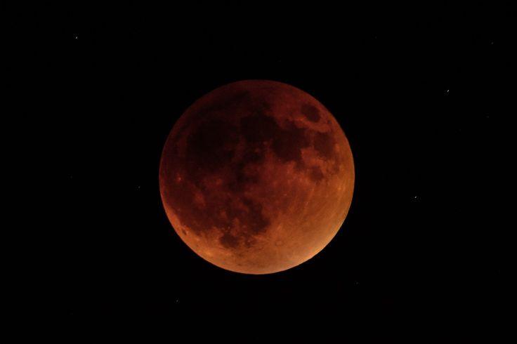 WATCH: Replay of NASA live feed of Supermoon lunar eclipse - WBRC FOX6 - Birmingham, AL - WBRC.com