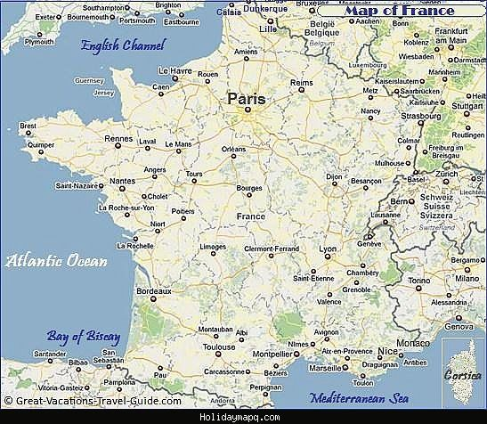 Paris Main Attractions In One Day: 1000+ Ideas About France Map On Pinterest