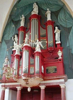 Knol Orgel Grote Kerk, Hasselt