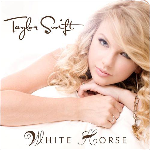 Taylor Swift: White horse (CD Single) - 2008.
