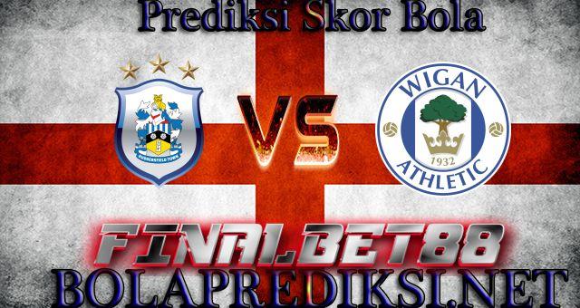 Prediksi Huddersfield town vs Wigan athletic 29 November 2016